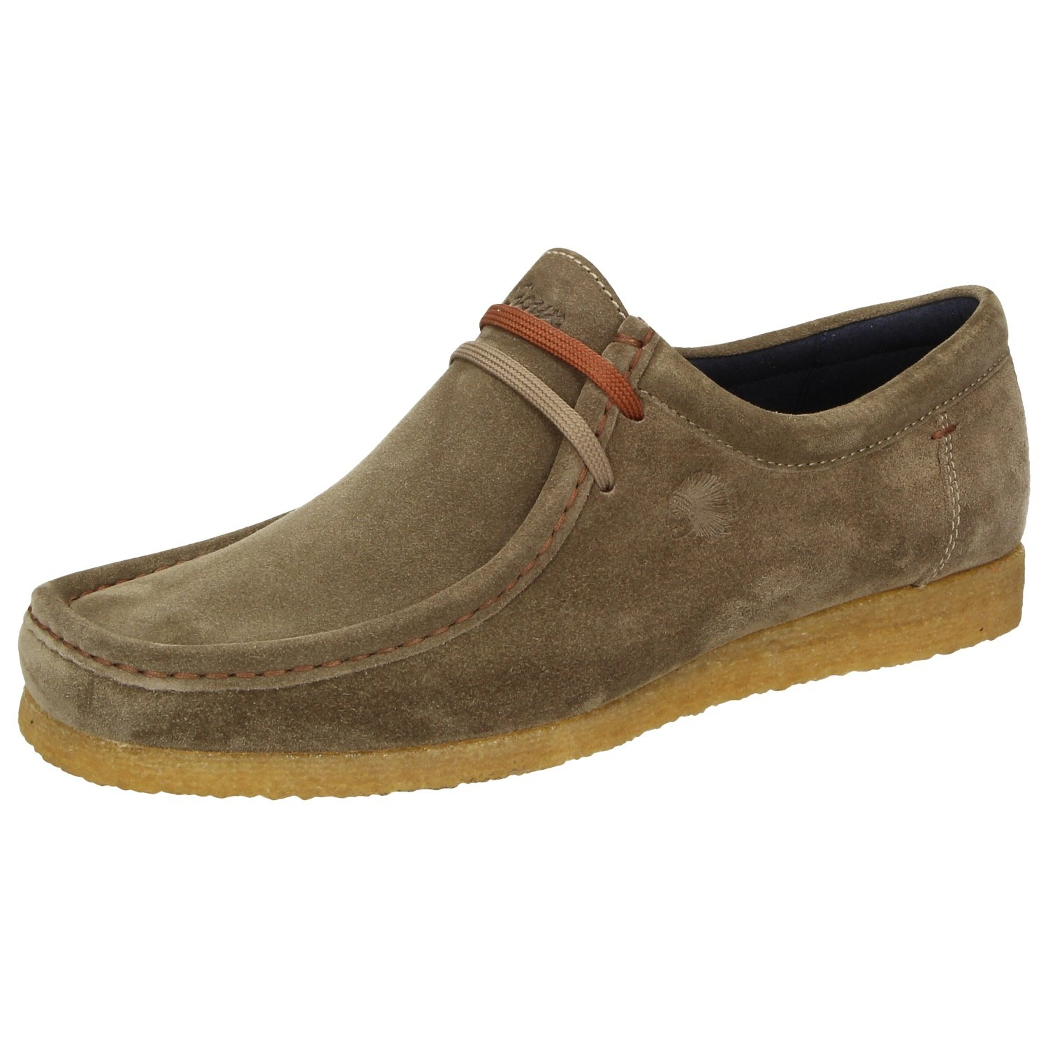 SiouxGrashopper-h-141 - Mocasines Hombre, Color Beige, Talla 49.5 EU: Amazon.es: Zapatos y complementos