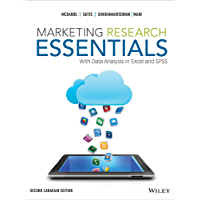Marketing Research Essentials, 2nd Canadian Edition