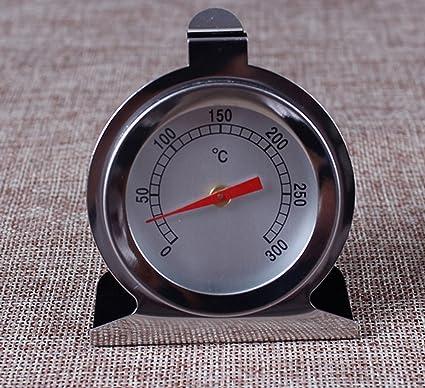 300 °C grados parrilla del Horno Termómetro Cocina Horno Horno ...
