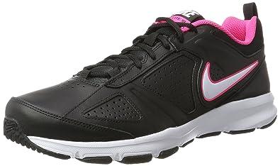 Amazon.com | Nike T-Lite XL Sneaker Womens Sport Fitness Shoes Black ...