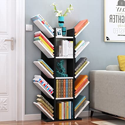 hot sale online 953cf 39377 Amazon.com: DNSJB Tree Bookshelf Shelf Creative Children's ...