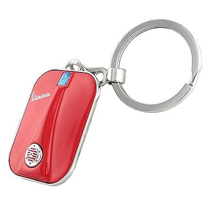 Amazon.com: forme Vespa Legshield Key Chain in Metal Box ...
