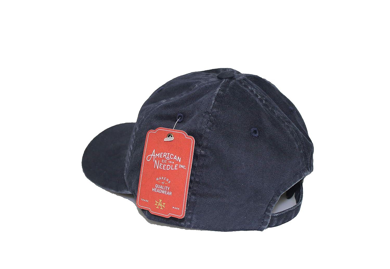 AMERICAN NEEDLE Seattle Rainiers Minor League Baseball Archive Slouch Adjustable Hat