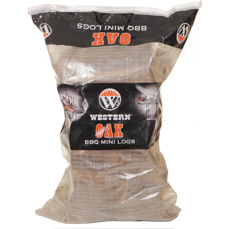 Western Oak Mini-Logs (1.5 Cu. Ft.)
