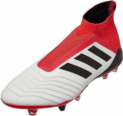adidas Mens Predator 18+ FG Soccer Cleat, 9.5 D(M) US,