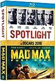 Coffret Oscars 2016: Spotlight + Mad Max Fury Road [Blu-ray]