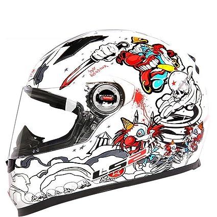 Amazon.es: Cascos de Motocross Profesionales para Adultos ...