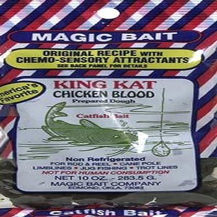 Image result for Magic King Kat Chicken Blood