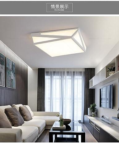 LEDMLSH Luce Geometrica Creativa Luce Semplice Moderna ...
