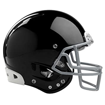 Rawlings Quantum – adultos casco de fútbol - QUANTUMA-B-91, Negro
