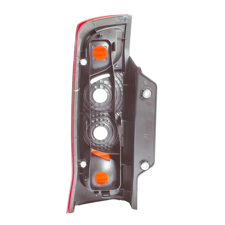 Enva 1358249080 6350ET Bloc feu arri/ère droit de voiture sans prise