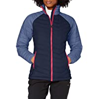 Columbia 169906 Insulated Chaqueta Impermeable para Mujer, Powder Lite Jacket