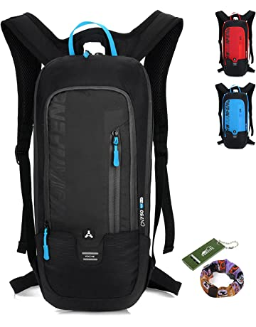 Small Running Cycling Skiing Walking Sport Rucksack Breathable Mountain  Bike Bicycle Backpack for Men Women - 458ee685c