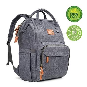 Amazon.com   Diaper Bag Backpack 7350c7c190911