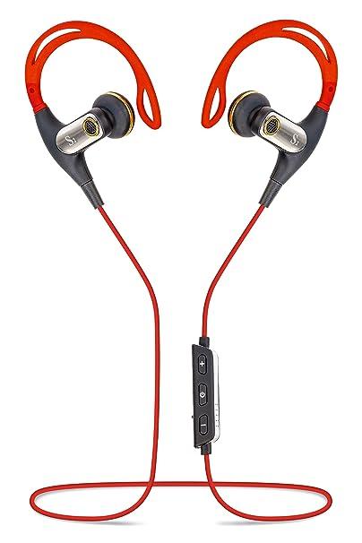 Romix Bluetooth Headphones Wireless S2- Mens Womens Running Headphones- Best Sports Wireless Earbuds Earphones
