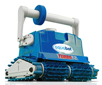 Aquabot T2 Turbo Robotic In-ground Swimming Pool Cleaner