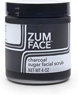 product image for Zum Face Sugar Facial Scrub - Charcoal - 4 oz