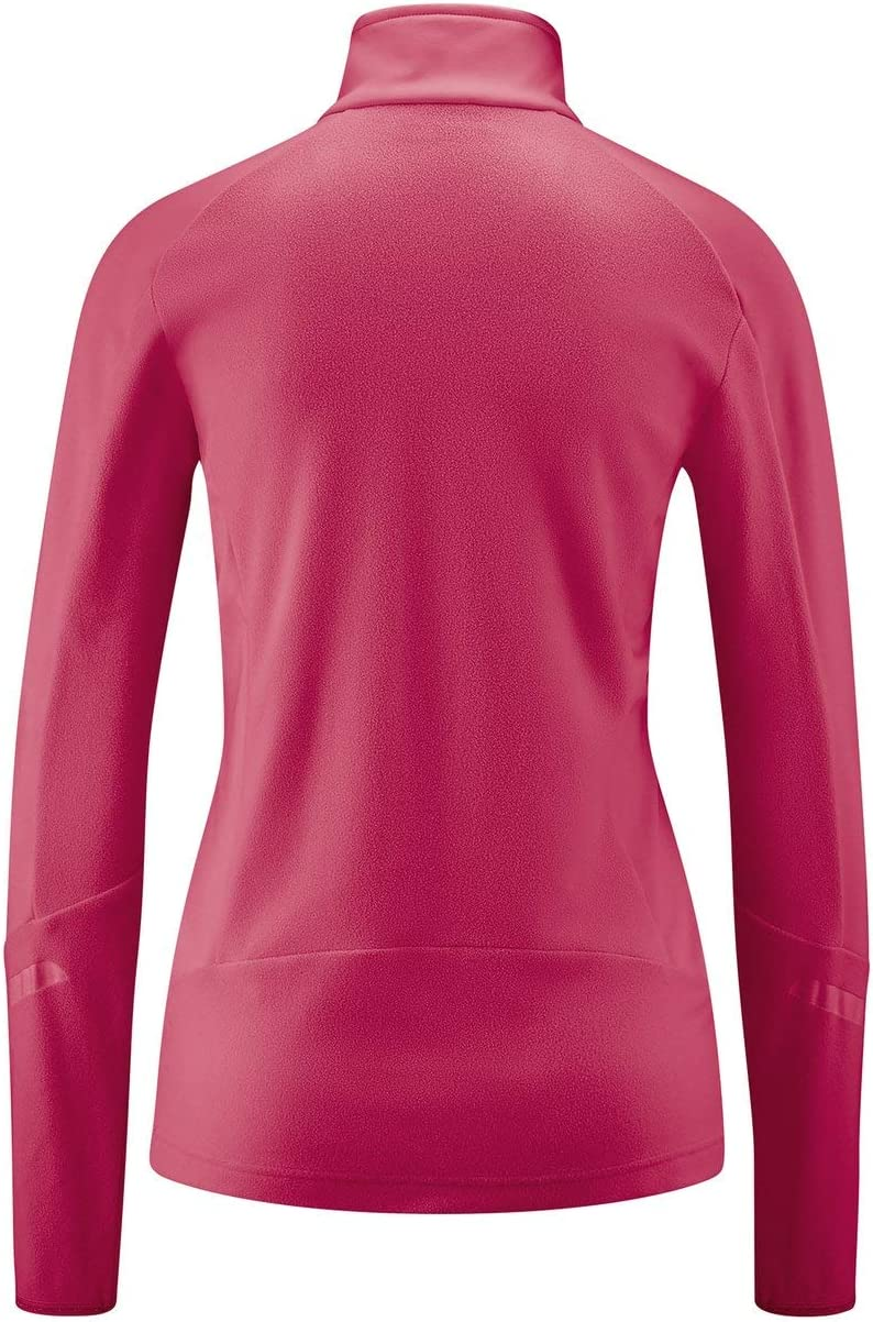 maier sports Rosegoldie, Midlayer Donna Rosso Di Persia