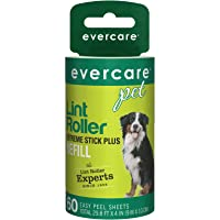 Evercare Pet Lint Roller 60 Layer Refill, 1-Count