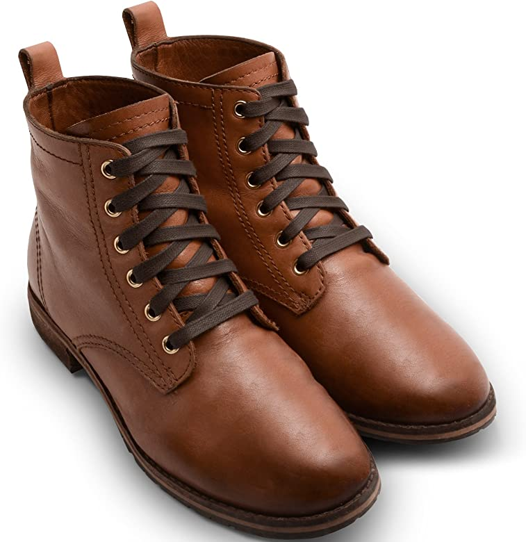 BRITISH QUALITY Dress Shoelaces LEATHER Shoes Boot different lengths available