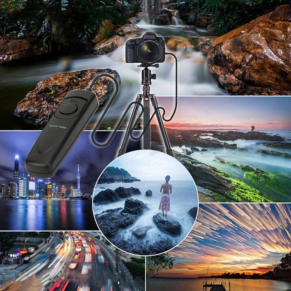 D810A/ D800 Camera D810 Remote Control SLR Camera Shutter MC-30 ...