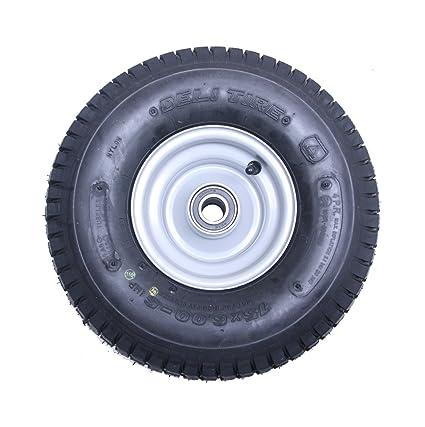 4-15x6.00-6 neumático de Hierba en el Carrito del Borde de ...