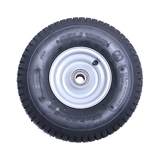 2-15x6.00-6 neumático de Hierba en el Carrito del Borde de ...