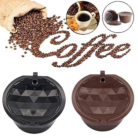OSAYES Los filtros de café de Filtro de Cafe, 1pc Recargables para ...