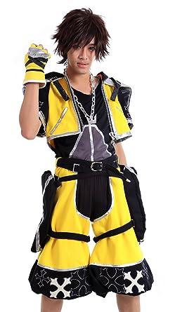 WS _ COS Kingdom Hearts cosplay disfraz - Sora disfraz juego ...