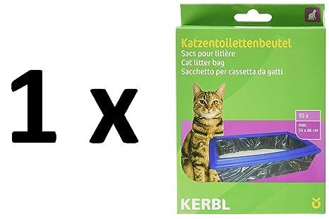 Bolsas para arenero XL hasta 59 x 46 cm, envase de 10 uds ...