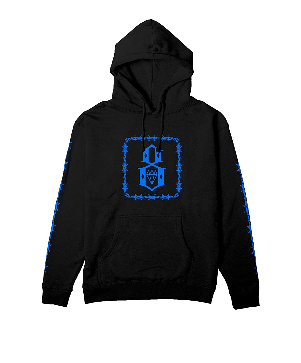 Rebel8 Cry Later Pullover Hoodie