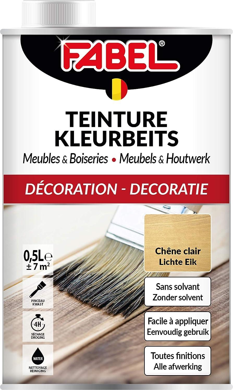 Fabel 17221 - Tinte de roble claro: Amazon.es: Bricolaje y ...