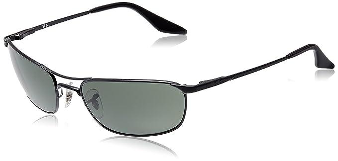 416cae3d726 Ray-Ban Aviator Sunglasses (Matte Black) (RB3132