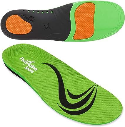 FootActive SPORT - L - 44/45 EU: Amazon.es: Deportes y aire libre