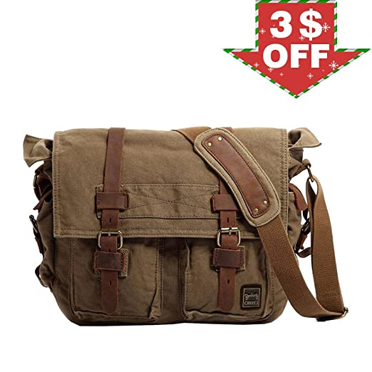 bd16151115 10 Best Military Messenger Bags Reviews and Comparison on Flipboard ...