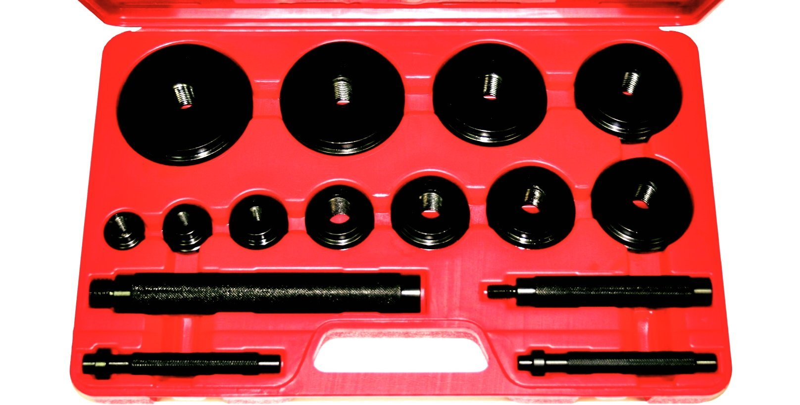 T&E Tools 9006 1/2'' - 3 1/2'' Bush, Seal, Bearing Driver Set