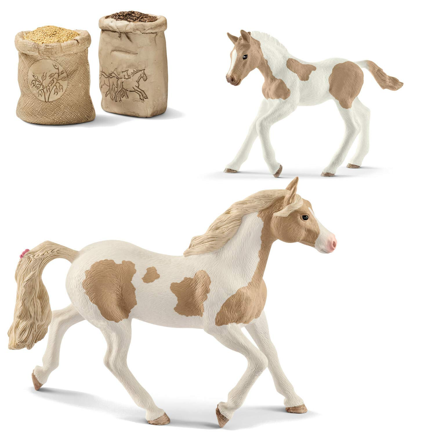 Schleich-Farm World-Paint Horse Jument 13884