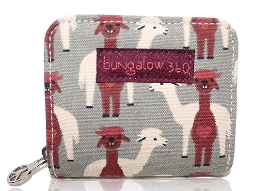 Amazon.com: Bungalow - Cartera de billetera (360 folios ...