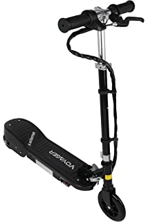 Amazon.com : Voyager Ion Foldable Electric Scooter with LCD ...