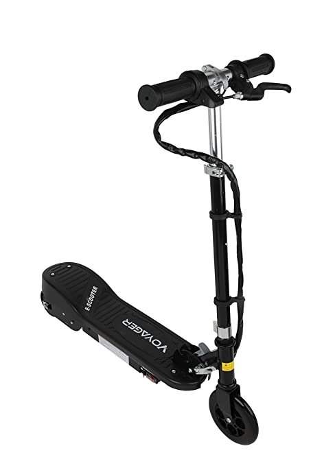 Amazon.com: VOYAGER Night Rider Scooter eléctrico plegable ...