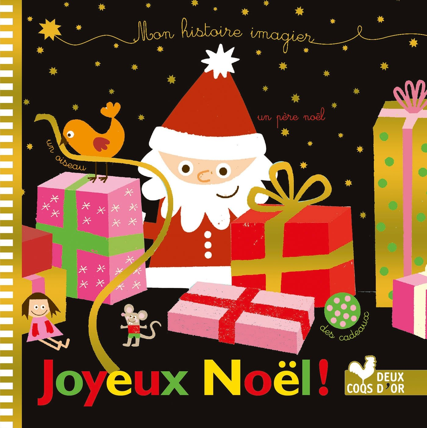 Joyeux Noel Mon Histoire Imagier Amazon Fr Virginie