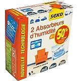 Seko R2 Sekobag N 2 Absorbeurs Sec Absence de rejet d'eau Innovation Française 2013