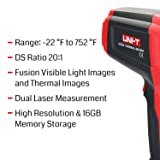 UNI-T UTi80 Handheld Infrared Thermal Camera with