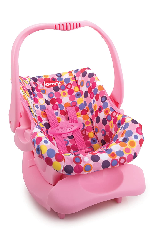 Doll Or Stuffed Toy Car Seat - Pink Dot 689741521601 | eBay