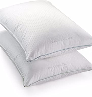 Charter Club Vail Collection Down Standard/Queen Pillow Soft