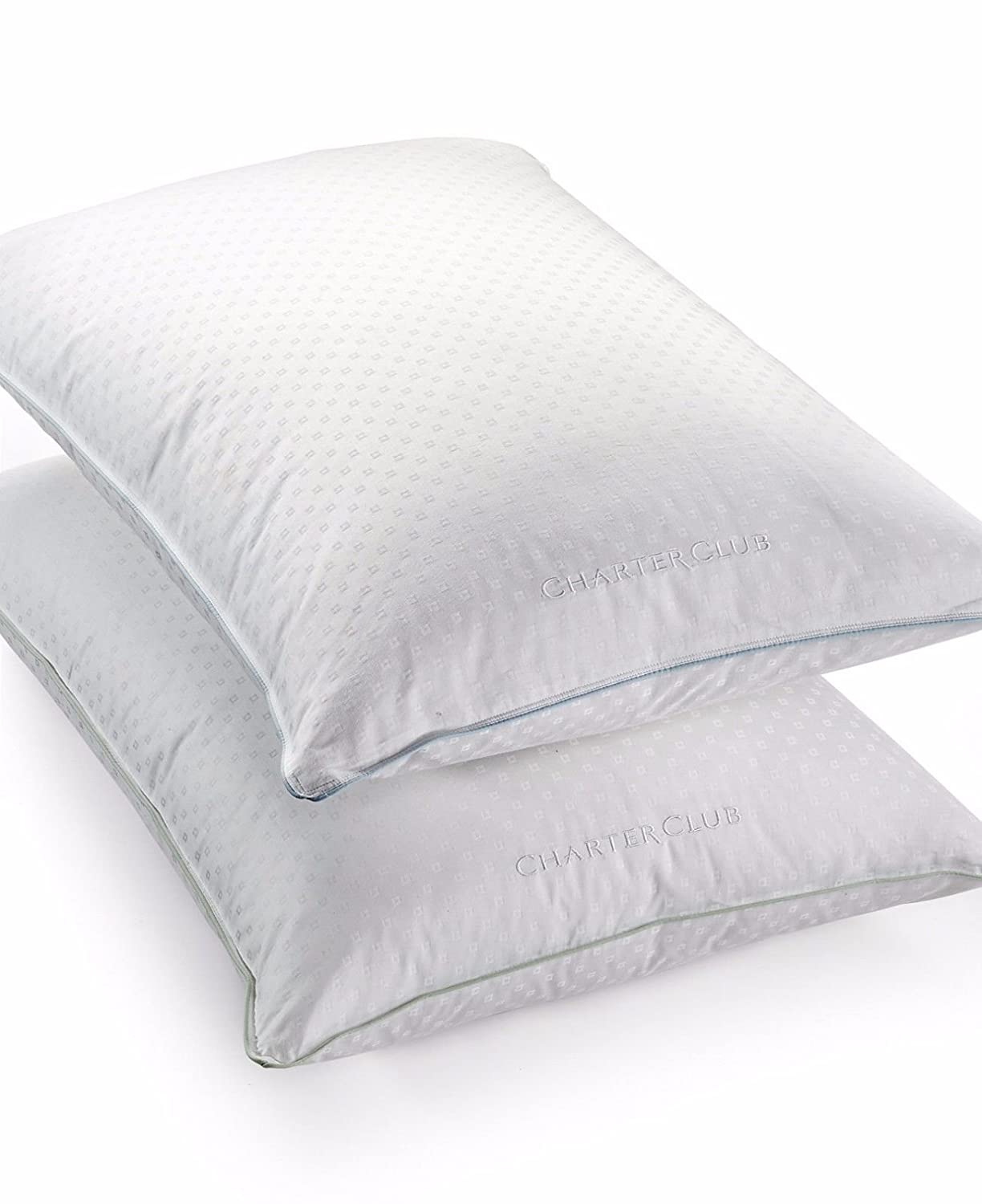 Amazon.com: Charter Club Vail Collection Down Standard/Queen Pillow Soft: Home & Kitchen