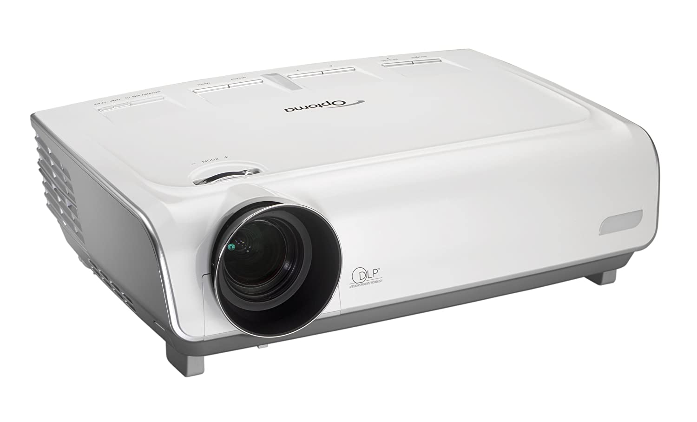 Optoma HD73 Video - Proyector (1100 lúmenes ANSI, DLP, WXGA ...