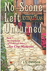 No Scone Left Unturned (The Tea Cozy Mysteries) Paperback