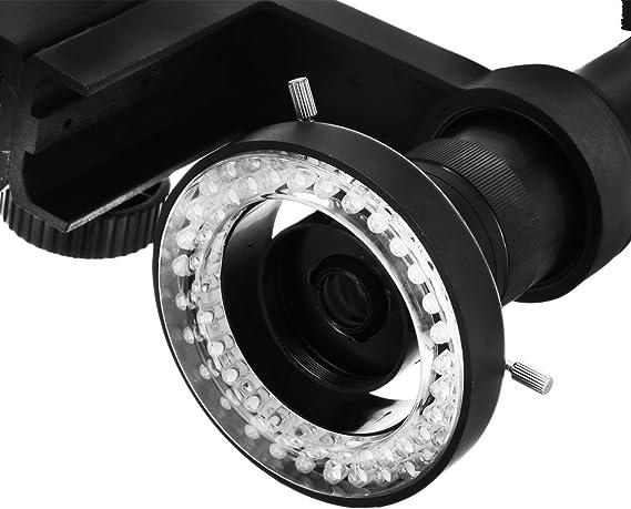 succebuy industria microscopio Digital c/ámara de v/ídeo juego Video de 14/Mp microscopio USB HDMI HD v/ídeo de la industria Digital microscopio c/ámara 180/x C-Mount zoon lente con gran auge de soporte