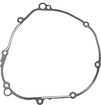 Caltric Clutch Cover Gasket Compatible With Yamaha YZFR1 YZF-R1 2004 2005 2006 2007 2008